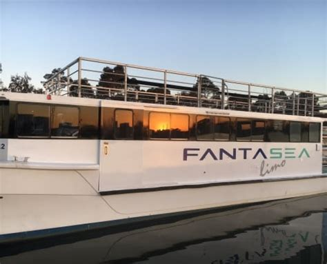 Party Boat Geelong by Fantasy Limo Hire Melbourne Hot Value Limo Hire