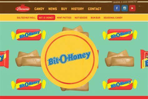 PEARSON'S, Bit-O-Honey! { Anoka Candy Store }