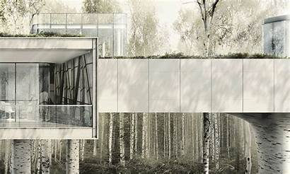Gifs Architectural Architecture Melissa Rendering Plan Animated