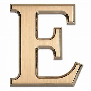 bronze metal letter 1 inch small intricate detail With bronze metal letters