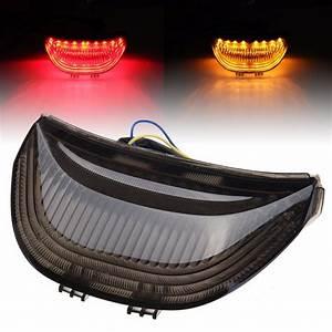Motor Tail Light Integrated Lamp Led Turn Signals Light Brake Light Fits For Honda Cbr600rr 2003