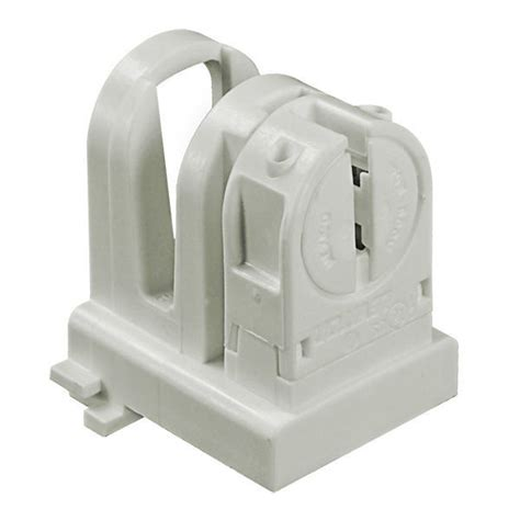 Leviton Lamp Holder Adapter by Short Retro Fit T8 To T5 Conversion Leviton 13654 Exs