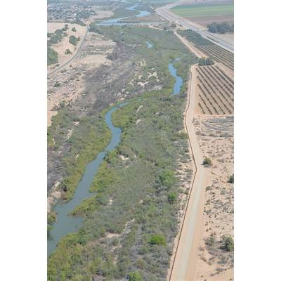 Water Flows Into Colorado River Delta in Historic First