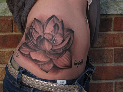Lotus Tattoos Designs, Ideas And Meaning  Tattoos For You