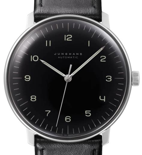 Max Bill By Junghans by Bauhaus Style New Junghans Max Bill Watches Ablogtowatch