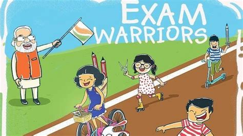 Braille version of 'Exam Warriors' penned by PM Narendra ...