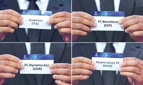 Ferencvarosi tc will face juventus turin in the uefa champions league on wednesday, 4th november 2020; It is Messi vs Ronaldo as Barca, Juve drawn in same CL ...