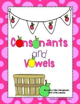 picking consonants  vowels  images vowel