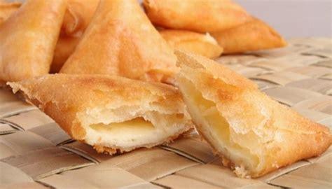 recette des samoussas au fromage bebes  mamans