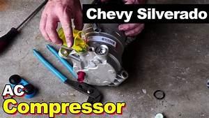 2000 Chevy Silverado Ac Compressor