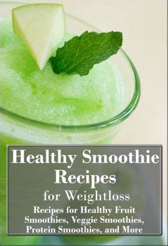 Healthy Fruit Smoothie Recipes for Weight Loss