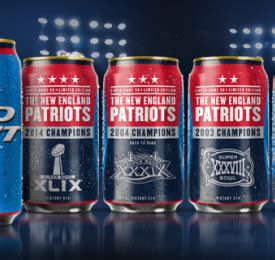 bud light football cans bud light unveils new nfl bowl cans initiative