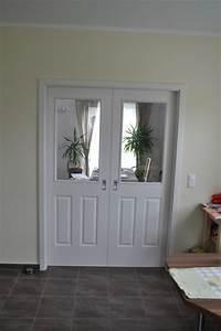 Schiebetur wohnzimmer wohnkultur offene kuche schiebetur for Markise balkon mit tapeten landhausstil flur
