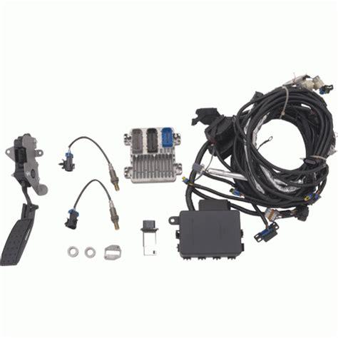 chevrolet performance parts 19354334 gmpp ls7 controller kit contains pre programmed ecu