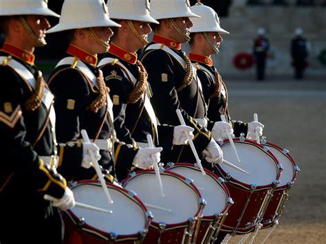 490 Marines Conduct The Largest Ever Beating Retreat. Blue Green Engagement Rings. Pave Eternity Band. Leukemia Awareness Bracelet. Lab Gemstone. Loose Diamonds. Latitude Bracelet. Wedding Gold Jewellery. Rustic Rings