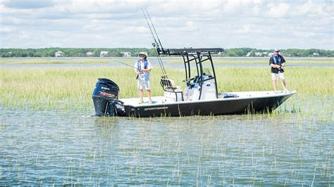 Sportsman Boats T Top by Premier Builder Of Center Consoles Bay Boats Sportsman