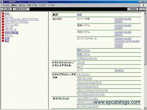 Description Of Technology Of Repair And Service Nissan Stagea M35