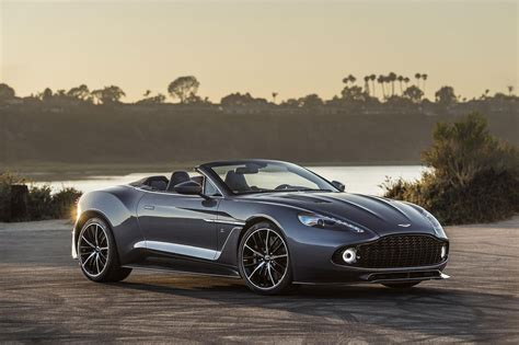 Aston Matin Car : Aston Martin Vanquish Zagato Shooting Brake And Speedster
