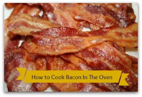 how to make bacon in the oven how to cook bacon in the oven moms need to know