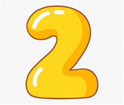 Clipart Number Yellow Math Numbers Letters Kalabaw
