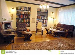 Old style living room stock images image 3500564 for Old style living room