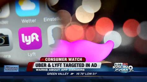 New Campaign Ad Warns Riders About Uber And Lyft
