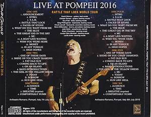 David Gilmour : Live at Pompei - NeoGAF