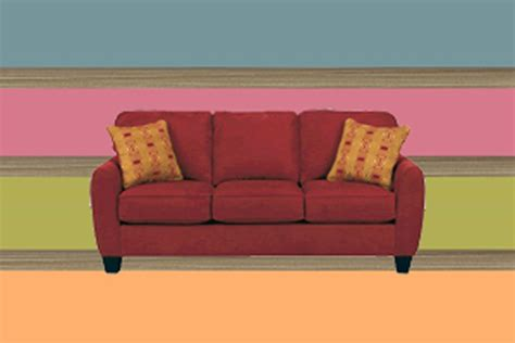 Which Modern Bright Color In The Living Room To Combine