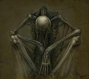 Morbid drawing :-) Kirill | DARK ART! | Pinterest | The o ...