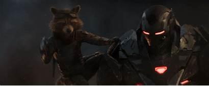 Endgame Avengers Down Trailer Rocket Latest Marvel