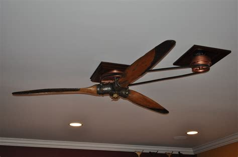 airplane propeller ceiling fan with light vintage propeller thecottageatroosterridge