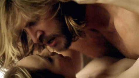 Laura Vandervoort Making Out In Hot Sex Scene From Bitten