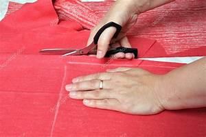 Fabric, Cutting, Scissors, U2014, Stock, Photo, U00a9, Krugloff, 4298503
