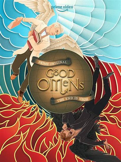 Omens Posterspy Monday Motivation Posters