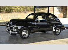 French Survivor 1954 Peugeot 203
