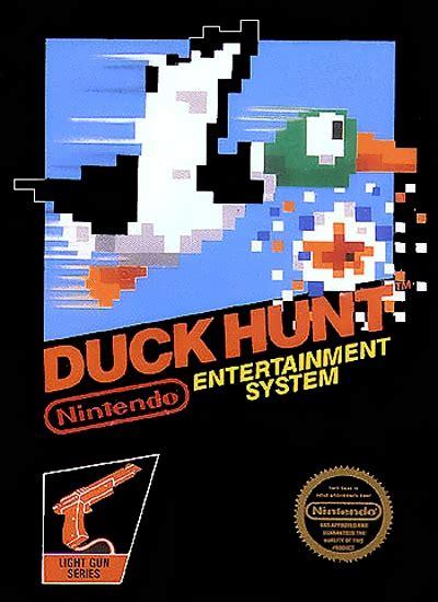 Children Of The 90s Duck Hunt