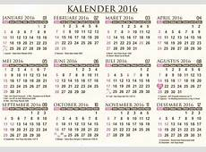 Kalender 2016 3 – Download 2019 Calendar Printable with