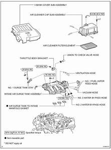 Toyota Sienna Service Manual  Ignition Coil And Spark Plug