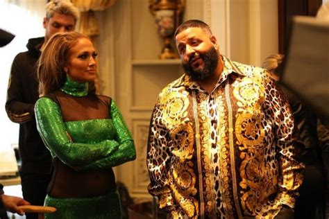 cardi b jlo dj khaled video jennifer lopez shoots dinero video with cardi b dj
