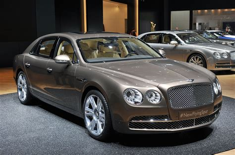 bentley geneva 2014 bentley flying spur geneva 2013 photo gallery autoblog