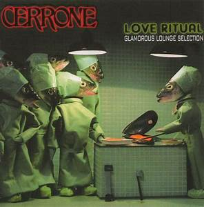Cerrone - Love Ritual - Glamorous Lounge Selection (CD) at ...