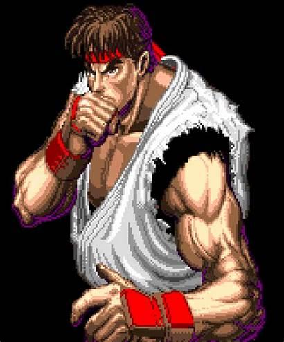 Fighter Street Fighting Intro Ii Turbo Games
