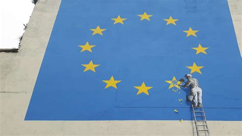 Charlie Elphicke, MP, to unveil plan to keep Banksy Brexit ...