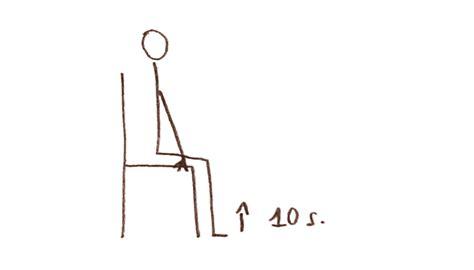 exercices au bureau top des exercices physiques à faire au bureau