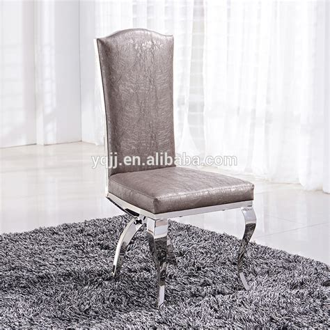 stainless steel high back banquet chair buy high back