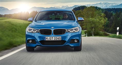 bmw  series gran turismo revealed