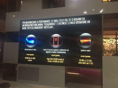 fastweb mobile business fastweb 1 gbps in 29 citt 224 ftth 2017 ma la 5g scalpita