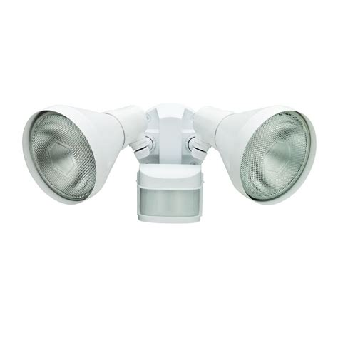 defiant lighting customer service defiant 270 degree white motion outdoor security area