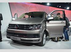 Volkswagen T6 infos et photos du nouveau Transporter et