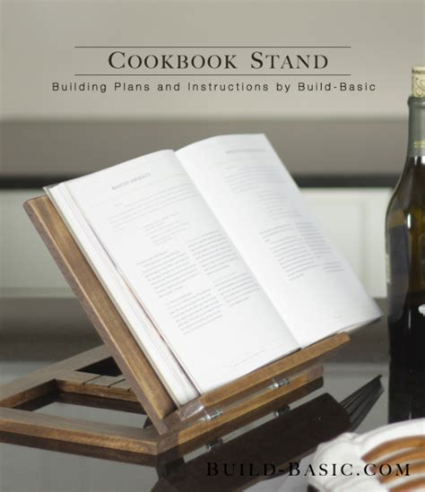 build  cookbook stand build basic